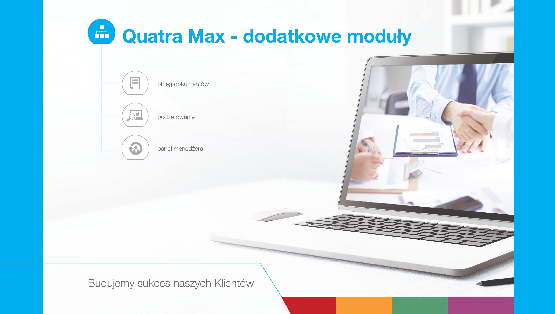 Dodatkowe Moduły Quatra Max